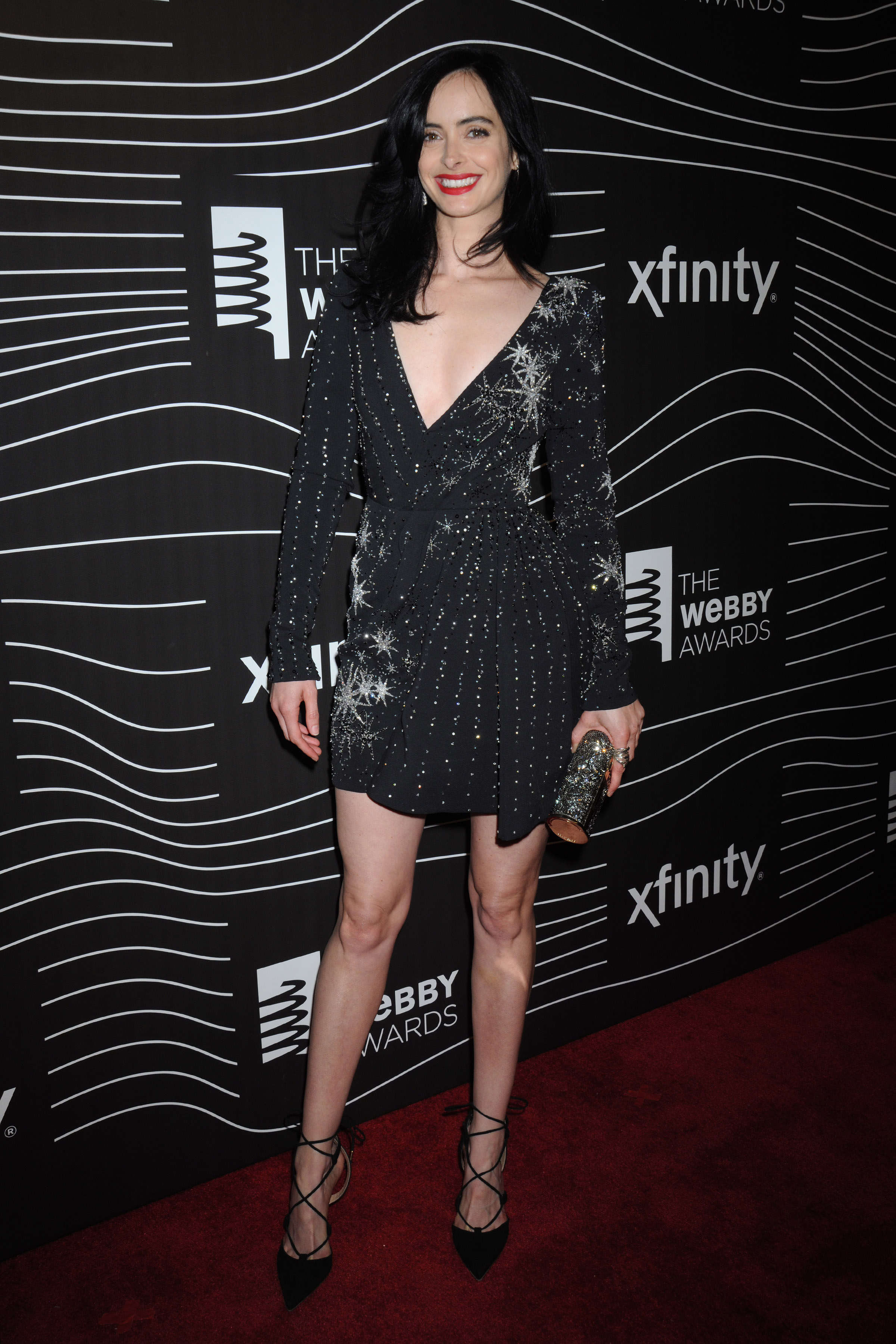 May 16: The 20th Annual Webby Awards - 003 - Krysten ...